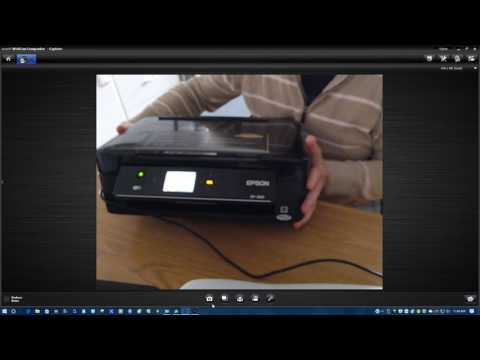 Epson XP-400 Printer  Demo Video