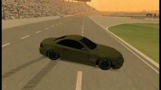 GTA SA - Nascar Texas Super Speedway + Cars & Bike