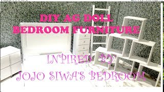 Video JoJo Siwa~ DIY Bedroom Furnitures for American Girl Doll/ Inspired by JoJo Siwa's New Room Tour download MP3, 3GP, MP4, WEBM, AVI, FLV Agustus 2018