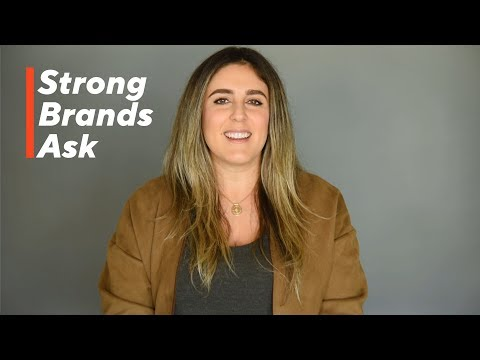 TLDR Strategy: Strong Brands Ask, Weak Brands Answer