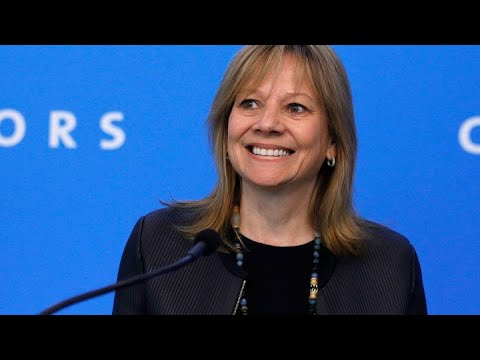 General Motors CEO on third-quarter earnings, rise in demand for trucks and more