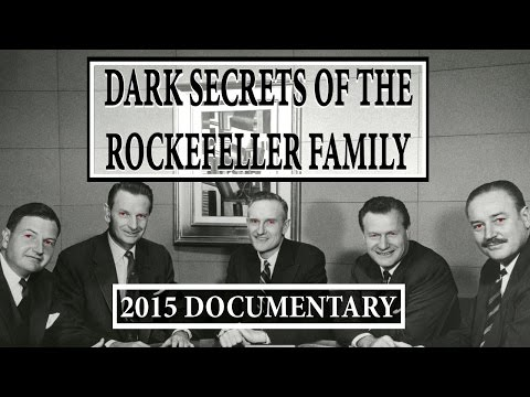 Dark Secrets of the Rockefeller Family