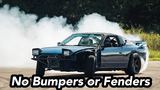 Drifting an Ugly 240sx | Road To Pro-Am!