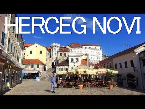 Herceg Novi, Montenegro - Herceg Novi Old Town & Beach