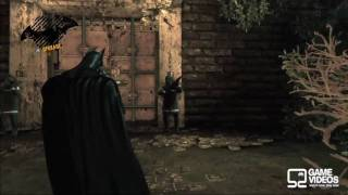 Batman: Arkham Asylum Gameplay-Protect the Batmobile thumbnail