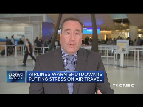 Shutdown to have huge impact: American Airlines CEO