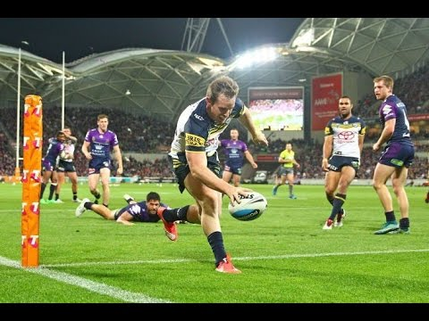 HIGHLIGHTS | NRL 2015 Storm vs Cowboys Finals Week 3