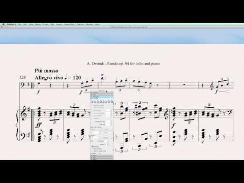 Sibelius 6 Quick Tip 2: Creating Trills