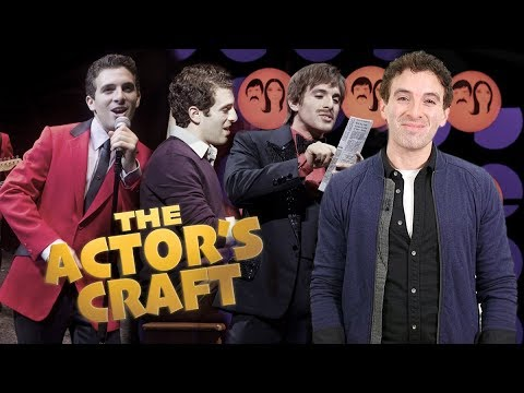 The Actor's Craft: Jarrod Spector on playing Frankie Valli, Barry Mann, and Sonny Bono