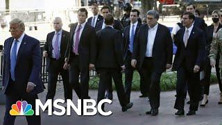 An Unprecedented Rebuke Of Trump's Response To Protests   Deadline   MSNBC