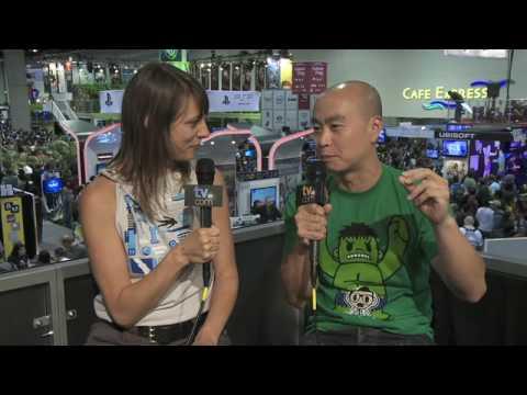 ComicCon 2010 : C.S. Lee