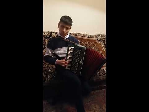 """Qarmonda """"Bayatı Kurd""""muğamı.İfa Edir Nağıyev Şəmsi"""