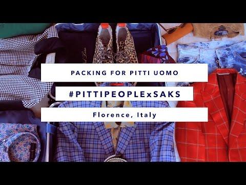 Italian Style: Pitti People x Saks, Episode 2