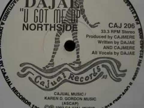 Dajae - U Got Me Up (Original Mix)