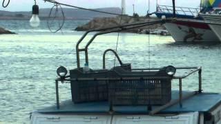 Морской порт в Айя-Напе