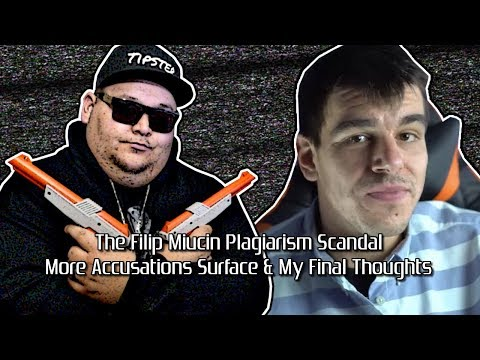 The Filip Miucin Plagiarism Scandal: More Accusations Surface & My Final Thoughts