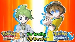 Pokémon Sun & Moon: Me & Guzma Vs. Wally & Dexio (Battle Tree)