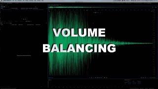 Video Game Sound Design Tutorial - Volume Balancing