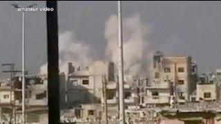 Özgür Suriye Ordusu direnişe hazırlanıyor