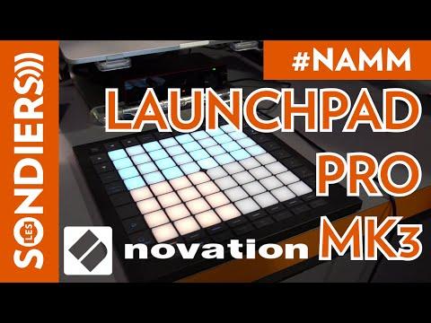 [NAMM2020] NOVATION LAUNCHPAD PRO MK3