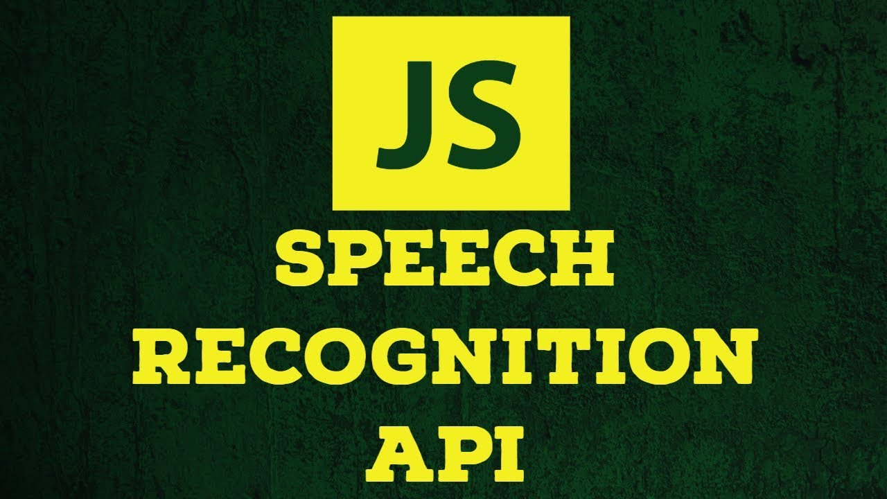 Speech Recognition in JavaScript with Code Example