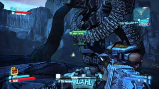 Hammerlock's Big Game Hunt - Secret Boss Easter Egg! The Biggest Boss In Borderlands 2?