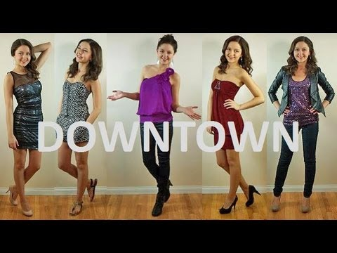 Lady Antebellum - Downtown - Danielle Lowe - Official Cover Music Video + Lyrics