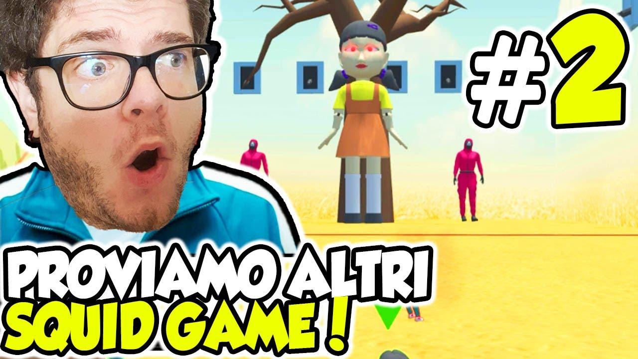 Download PROVIAMO ALTRI SQUID GAME, E FACCIO LA BAMBOLA! 🤣 - Android ITA - (Salvo Pimpo's)