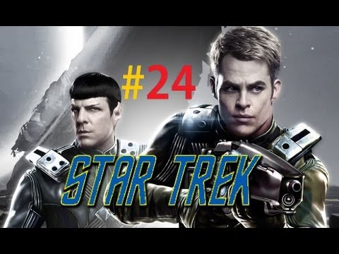 Star Trek (2013) The Video Game Walkthrough Part 24: Gorn Planet Part 7