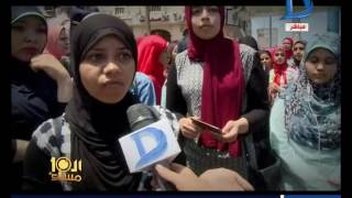 العاشرة مساء   طلاب الثانوية بالاسكندرية: وزير التعليم فاشل لا يستحق مكانه