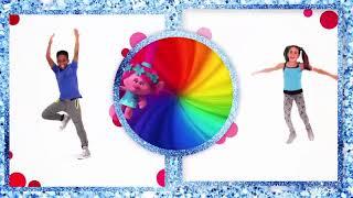 4  Just Dance Kids Trolls Can't Stop The Feeling GoNoodle Trim