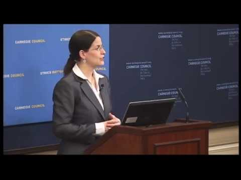Global Ethics Forum: The Global War for Internet Governance