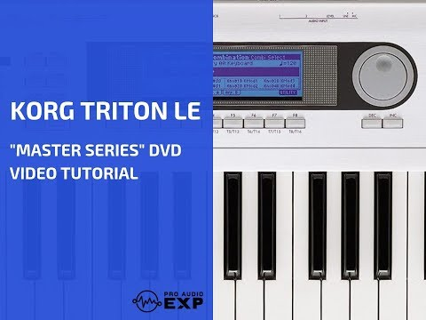 "Korg Triton Le (TR-61) ""Master Series"" DVD Video Tutorial Help Review from YouTube · Duration:  7 minutes 56 seconds"
