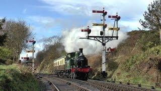 Severn Valley Railway - Spring Steam Gala 2014