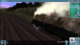 Trainz Simulator 12 Gameplay (PC HD)