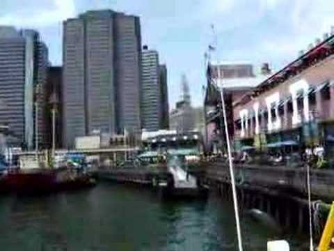 South Street Seaport (Fulton Market) - New York City