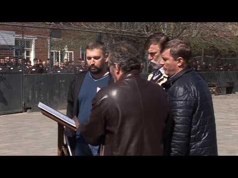 Посещение ИК 14 ст  Елизаветинской приходом храма Рождества Христова г  Краснодара
