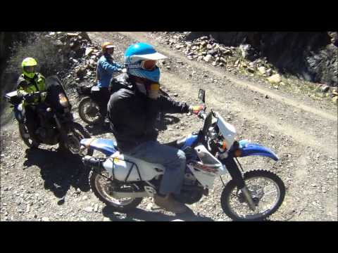 Alleghany, Nevada County CA Dual Sport Ride