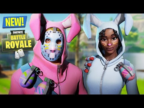 NEW UPDATE!! *EASTER BUNNY DUOS* // 12,750+ KILLS // 682+ WINS (Fortnite Battle Royale)