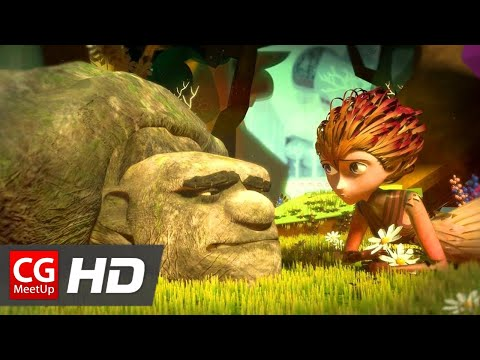 "CGI 3D Animated Short Film HD: ""BROKEN Rock, Paper, Scissors Short Film"" by Garrett O'Neal"