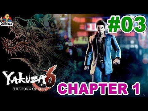 YAKUZA 6 The Song of Life - Gameplay ITA -#03 - [Chapter 1] - Haruka