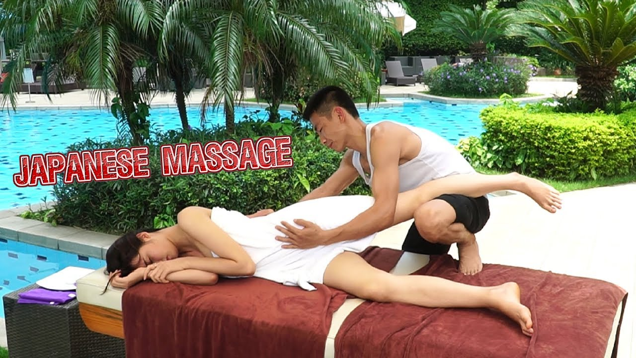 10 Minutes Japanese Massage Therapy Daily For For Pain ...