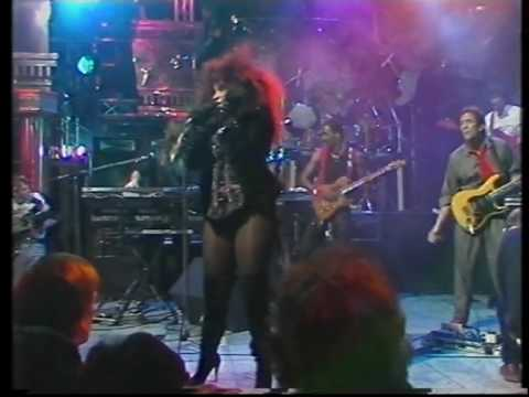Chaka Khan - LIVE - '85 - HQ