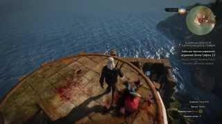 The Witcher 3: Простой способ попасть в крепость у одинокой скалы