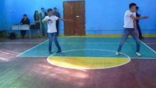 танца тектоник