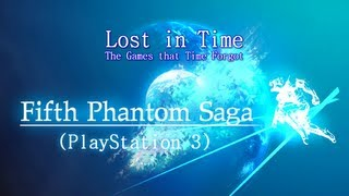 Lost in Time: Fifth Phantom Saga (PS3)