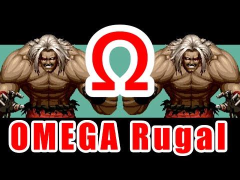 ジェノサイドカッター訓練 オメガ・ルガール - THE KING OF FIGHTERS '95(SS) [GV-VCBOX,GV-SDREC]