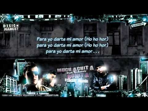 Muchachita bonita Remix Letra - Farruko 2011 feat Magnate Valentino