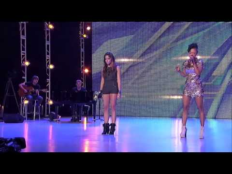 CeCe Frey vs. Paige Thomas - Secrets (The X Factor USA 2012)