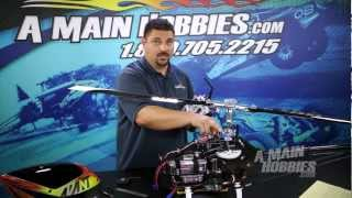 AMain Hobbies' RCTalk: How to Setup BeastX Flybarless Gyro System, Part 1 of 3